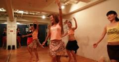 HIVAORA company タヒチアン ダンススクール 六本木 フォルトゥーナ レンタルスタジオ