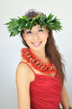 ハワイアンフラ ・   ダンス の先生の画像