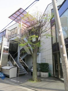 外観 六本木 フォルトゥーナ レンタルスタジオ